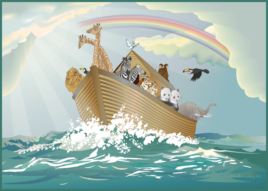 Pros built the titanic.. God built the ark