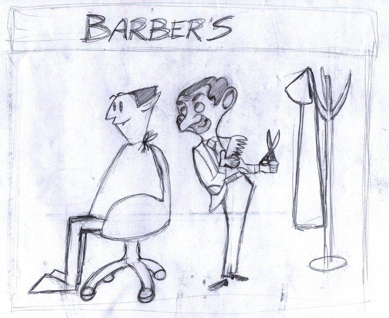 I trust my barber ... Do you?